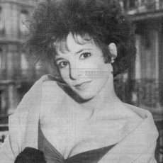 Mylène Farmer - Photographe : Lucien Jacquinot - Janvier 1986