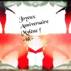 Anniversaire 2014 Mylène Farmer - Photos et créations de fans