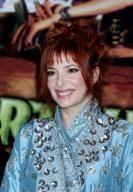 Mylène Farmer - Avant-première Arthur et les Minimoys - 27 novembre 2006