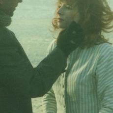 Mylène Farmer - Tournage du clip Sans contrefaçon - Photographe : Joel Casano