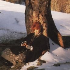 Mylène Farmer - Tournage du clip Tristana - Photographe : Christophe Mourthé