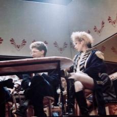 Mylène Farmer - Coeur & Pique - RTBF - 02 novembre 1986