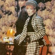 Mylène Farmer - Collaricocoshow - La Cinq - 02 décembre 1987