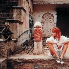 Mylène Farmer - Inde - Photographe Marianne Rosenstiehl - Juin 1989