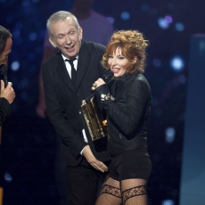 Jean-Paul Gaultier et Mylène Farmer NRJ Music Awards 2012