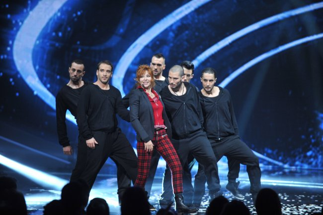 Mylène Farmer NRJ Music Awards 2012