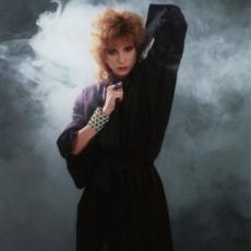 Mylène Farmer - Photographe Christophe Mourthé - 1986