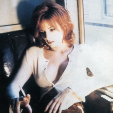 Mylène Farmer - Photographe Claude Gassian -  Août 1995 - Californie