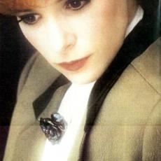 Mylène Farmer - Photographe Marianne Rosenstiehl - 1988