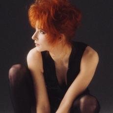 Mylène Farmer - Photographe Marianne Rosenstiehl - 1989