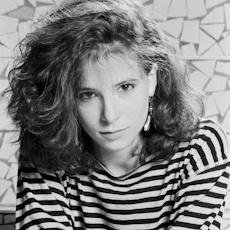 08/06/1984. MYLENE FARMER, STUDIO.