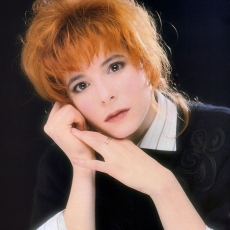 Mylène Farmer - Photographe Sainlouis - Août 1989