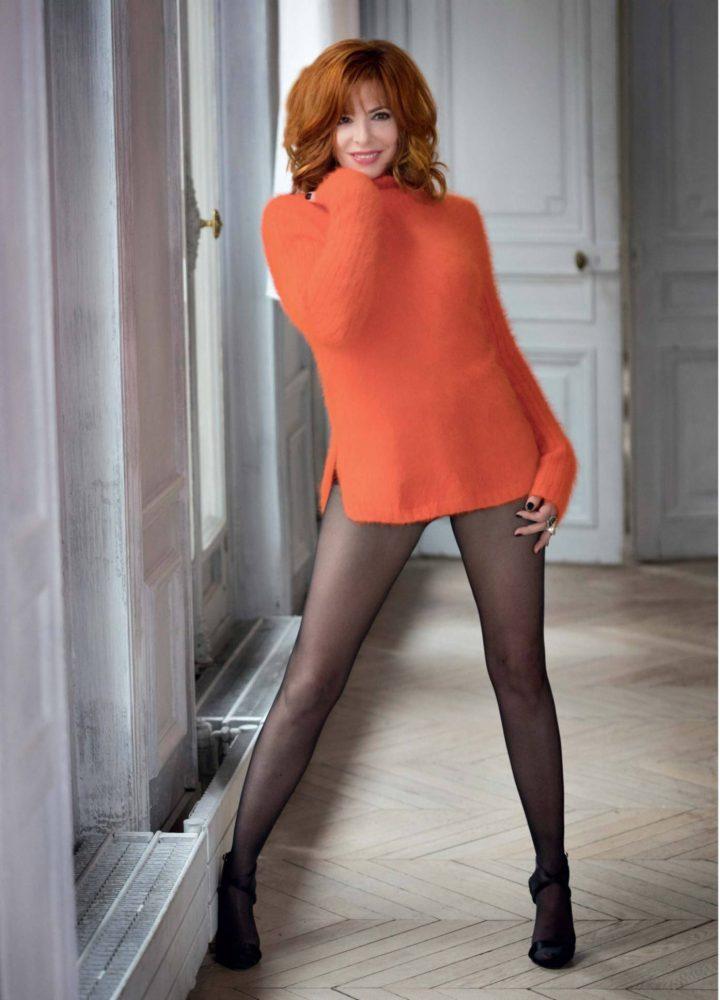 Mylène Farmer - 2017 - Photographe : Sylvie Lancrenon