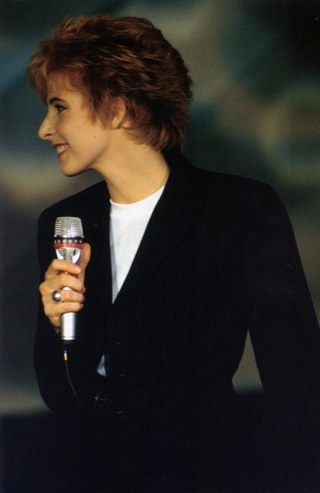 Mylène Farmer Stars 90 09 septembre 1991