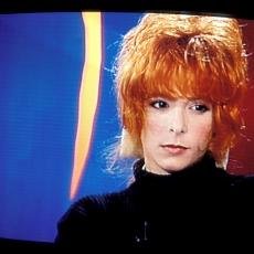 Mylène Farmer invitée du Top 50 sur Canal + le 26 mai 1988