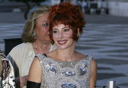 Mylène Farmer - Venise - 08 juin 2007