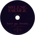 Mylène Farmer Avant que l'ombre... CD Cristal France