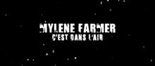 Mylène Farmer - Clip C'est dans l'air