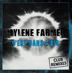 Mylène Farmer C'est dans l'air CD Promo