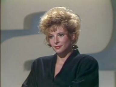 Mylène Farmer - Antenne 2 Midi - 01er septembre 1986 - Capture
