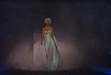 La robe du clip XXL présentée au défilé Haute-Couture Automne/Hiver 1995-1996 de Thierry Mugler