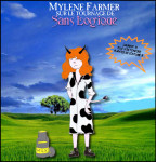 Dessin de Mylène Farmer par Frozen73