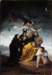 Goya - La Conjuration (Les Sorcières)