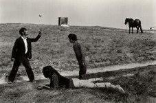 Josef Koudelka. Gitans 1968