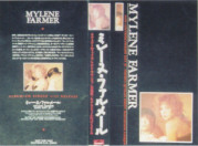 Mylène Farmer Album Ainsi soit je... VHS Promo Japon