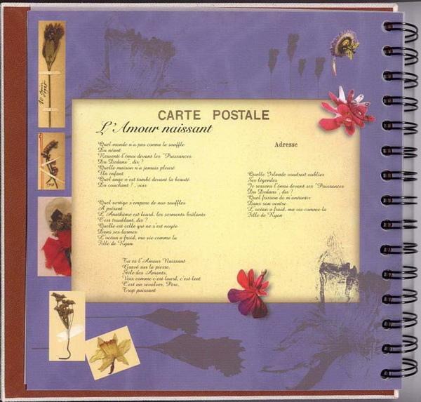 """Mylène Farmer Innamoramento - Collector """"Carnet de voyages"""""""