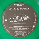 Mylène Farmer & pourvu-qu-elles-soient-douces Maxi 45 Tours Collector Vert 2018