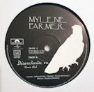 Mylène Farmer Désenchantée Maxi 45 Tours Réédition 2017