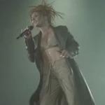Mylène Farmer - Tenue du Tour 1996 créée par Paco Rabanne