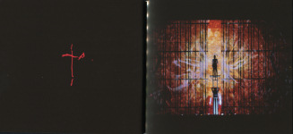 Mylène Farmer Livret Album N°5 on Tour - Livre Disque