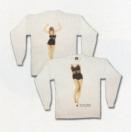 Mylène Farmer Anamorphosée Merchandising T-Shirt Anamorphosée Manches Longues