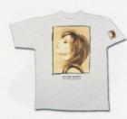 Mylène Farmer Anamorphosée Merchandising T-Shirt Portrait