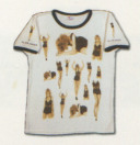 Mylène Farmer Anamorphosée T-Shirt Total Print