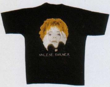 L'autre - T-Shirt Visage