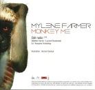 Mylène Farmer Monkey Me CD Promo