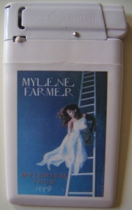 Mylenium Tour - Briquet Plat