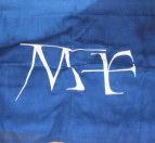 Mylène Farmer Mylenium Tour Merchandising Foulard