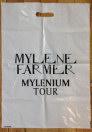 Mylène Farmer Mylenium Tour Merchandising Sac Plastique