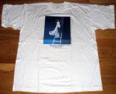 Mylène Farmer Mylenium Tour Merchandising T-Shirt Tournée