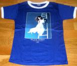 Mylène Farmer Mylenium Tour Merchandising T-Shirt Bleu