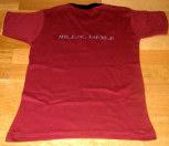 Mylène Farmer Merchandising Mylenium Tour - T-Shirt Skinny Je te rends ton amour