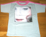 Mylène Farmer Mylenium Tour Merchandising T-Shirt Skinny Optimistique-moi