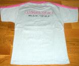 Mylène Farmer Merchandising Mylenium Tour - T-Shirt Skinny Optimstique-moi