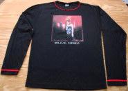Mylène Farmer Mylenium Tour Merchandising T-Shirt Regrets Live