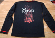 Mylène Farmer Merchandising Mylenium Tour - T-Shirt Regrets Live