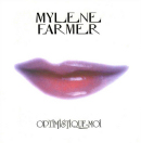 Mylène Farmer - Optimistique-moi - CD Promo - Pochette Recto